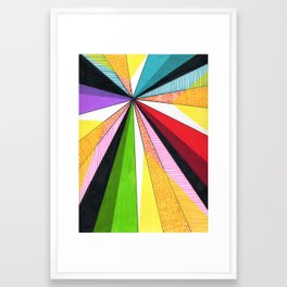 AJUT Framed Art Print