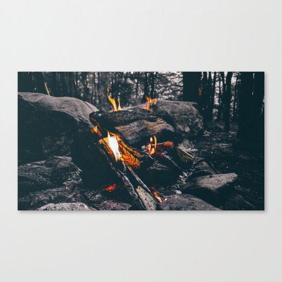 Burn Brightly Canvas Print