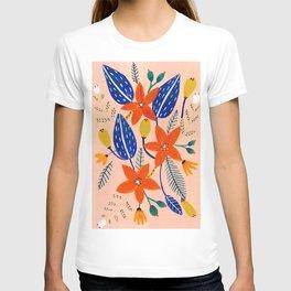 Birthday Flowers T-shirt