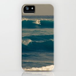 North Shore iPhone Case