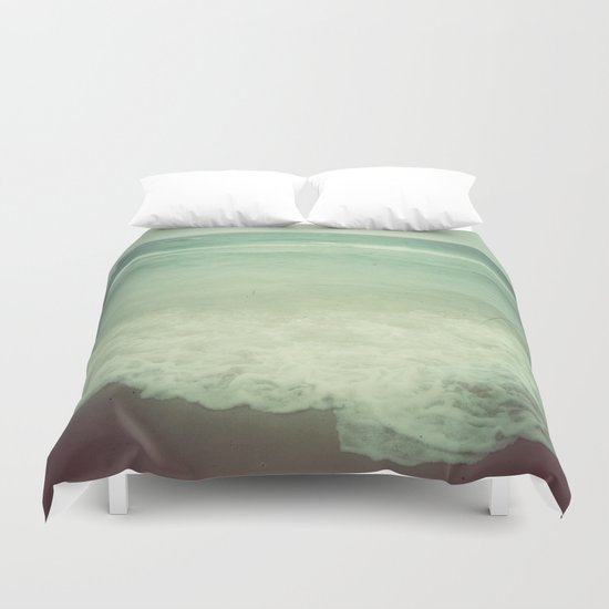 Ebb and Flow Duvet Cover
