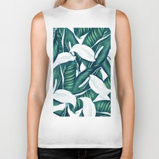 Tropical Winter #society6 #decor #buyart Biker Tank