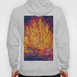 Fire and Passion - Here's to New Beginnings Hoody
