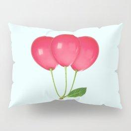 CHERRY BALLOONS Pillow Sham