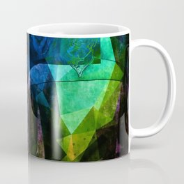 Alien Mindscape Coffee Mug