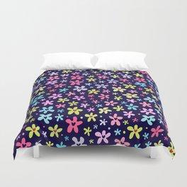 Little flowers Duvet Cover
