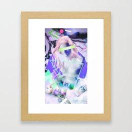 T'oobyuhler Bi/ch Framed Art Print