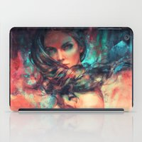 alicexz iPad Cases featuring Islands by Alice X. Zhang