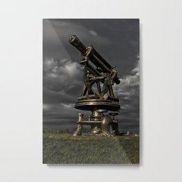Conset Sculptures Metal Print