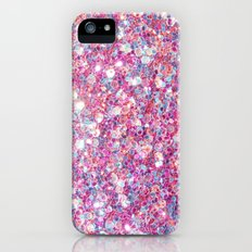 Twinkle Pink Slim Case iPhone (5, 5s)