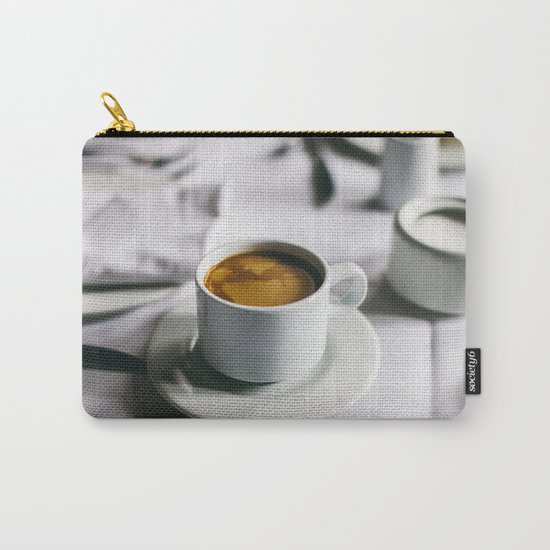 Morning coffee Carry-All Pouch
