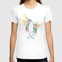 Hopeful Hummingbirds T-shirt