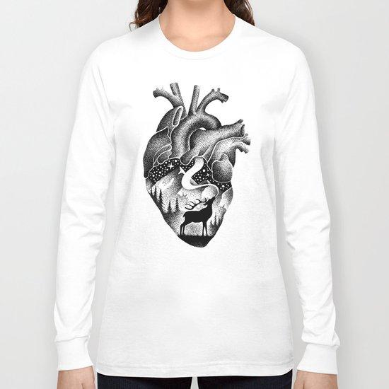 WILD HEART Long Sleeve T-shirt