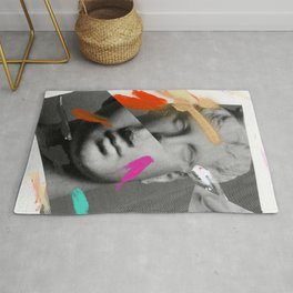 Composition 733 Rug