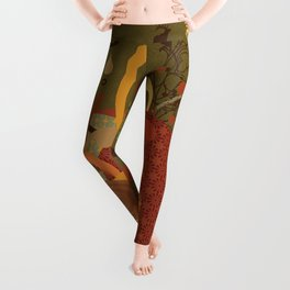 Africa Leggings