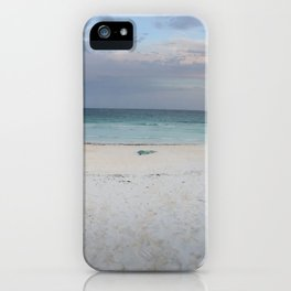 Sincronización alma-tierra iPhone Case