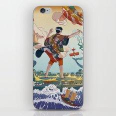 Ukiyo-e tale: The legend iPhone & iPod Skin