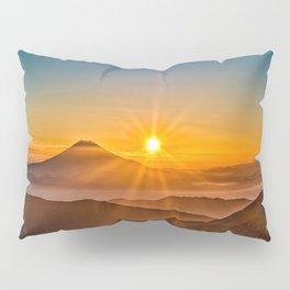 Mt Fuji II Pillow Sham