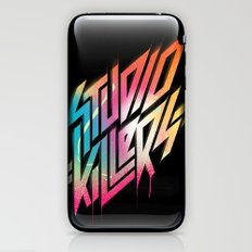 Studio Killers iPhone & iPod Skin