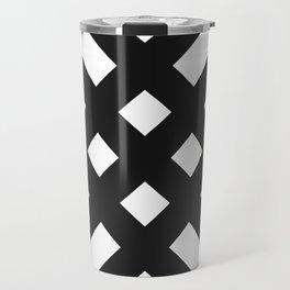BLACK LACES Travel Mug