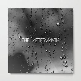 AFTERMATH Metal Print