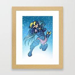 Alioth Knight Framed Art Print
