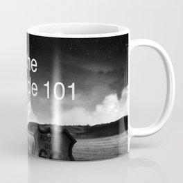 Depeche 101 Mute Promo Coffee Mug
