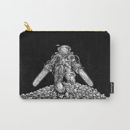Texas Chainsaw Astronaut: New Moon Carry-All Pouch