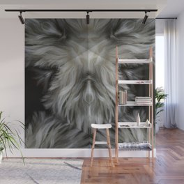 The Grey Witch Wall Mural