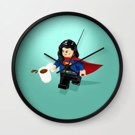 This is a Stick Up! Wall Clock