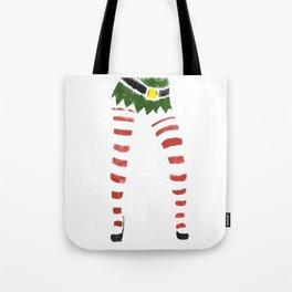 Sexy Elf Print Tote Bag