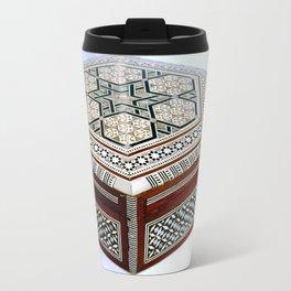 The box Travel Mug