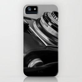 vintage camera culture_1 iPhone Case