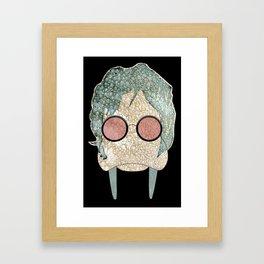I Am The Walrus  Framed Art Print