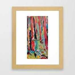 """""""Redwoods"""" Framed Art Print"""