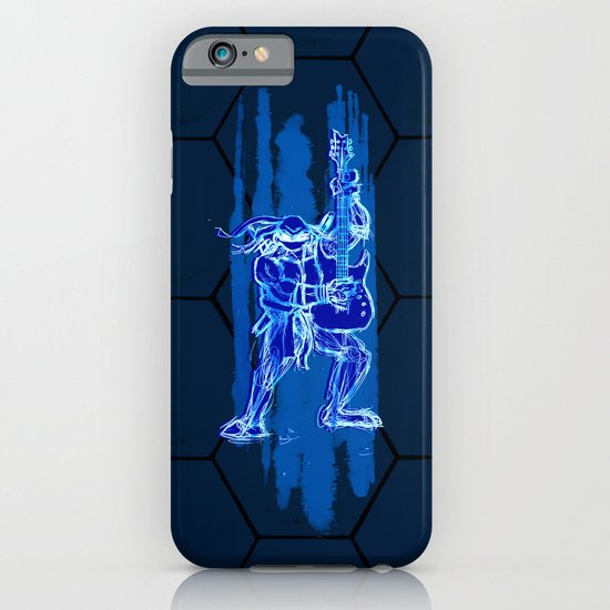 TMNT Rock: Leo iPhone & iPod Case