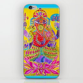 Shri Ganesh  iPhone Skin
