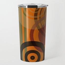 Retro Color 01 Travel Mug