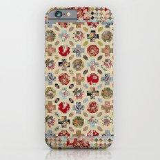 Levens Hall Quilt iPhone 6s Slim Case