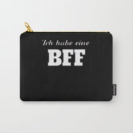 Best Friend Girlfriends Partner Look Carry-All Pouch