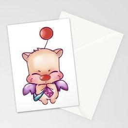 Message Moogle Stationery Cards