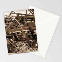 Scarifier #2 Sepia Stationery Cards