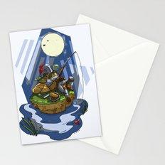 Fantasy Nap Stationery Cards