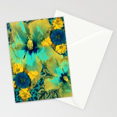 Safari Hibiscus Stationery Cards