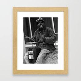 Austin Busker Framed Art Print