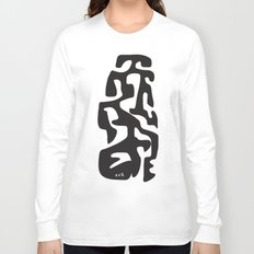 Nature, the language of the Creator       [CALIGRAPHY]  Long Sleeve T-shirt