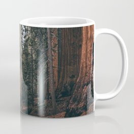 Walking Sequoia Coffee Mug
