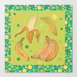 Gone Bananas Canvas Print
