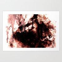 Lost - 4 Art Print