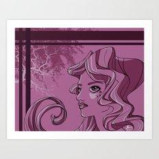 almost lover Art Print